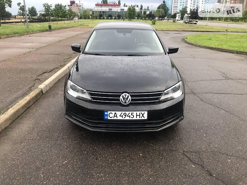 Седан Volkswagen Jetta 2015 в Черкассах