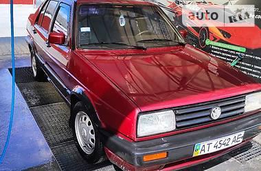 Седан Volkswagen Jetta 1988 в Львове