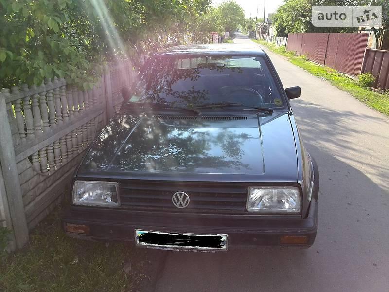 Volkswagen Jetta 1986 в Казатине