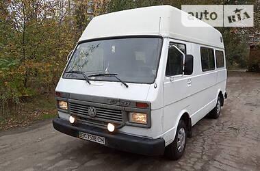 Volkswagen LT груз.-пасс. 1996 в Житомире