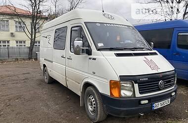 Volkswagen LT груз.-пасс. 2000 в Виноградове