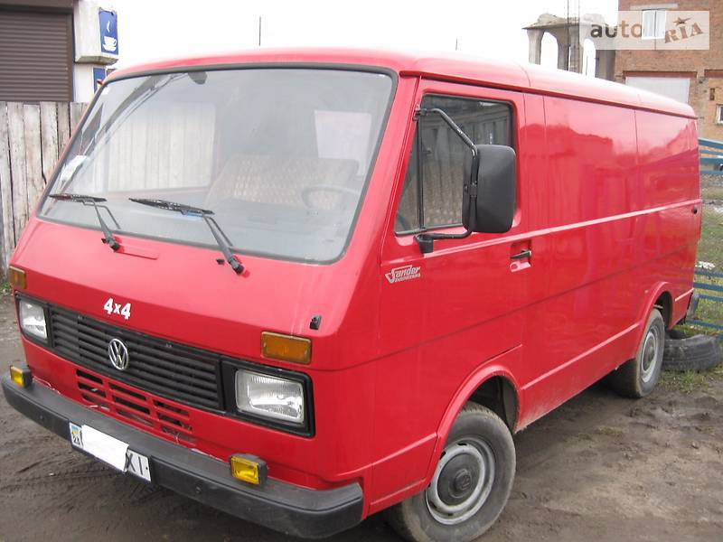 Volkswagen LT груз. 1990 в Хмельницком