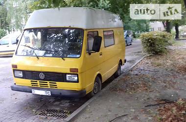Volkswagen LT груз. 1992 в Львове
