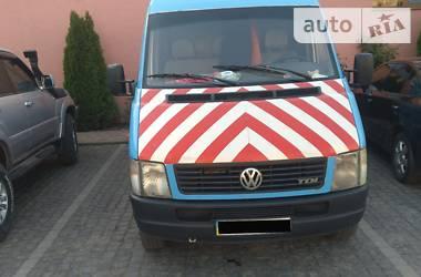 Volkswagen LT груз. 2001 в Ужгороде