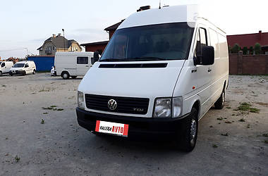 Volkswagen LT груз. 2000 в Ровно