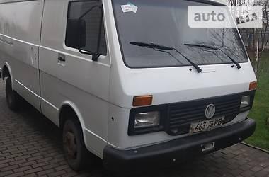 Volkswagen LT груз. 1995 в Луцке