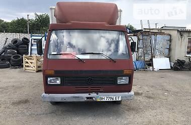 Volkswagen LT груз. 1987 в Одесі