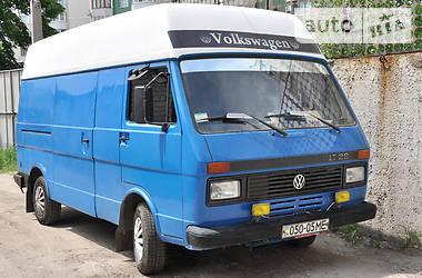 Микроавтобус грузовой (до 3,5т) Volkswagen LT груз. 1988 в Харькове