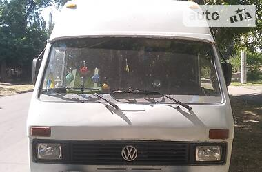 Легковой фургон (до 1,5 т) Volkswagen LT груз. 1988 в Николаеве