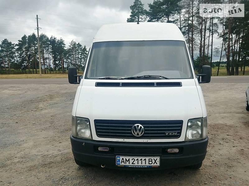 Volkswagen LT груз. LT