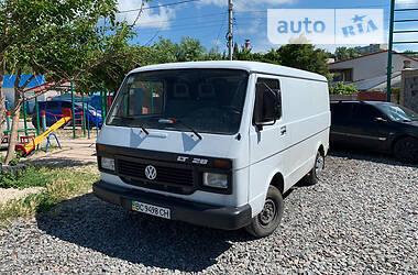 Другой Volkswagen LT груз. 1996 в Покровске