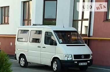 Минивэн Volkswagen LT пасс. 2000 в Ровно