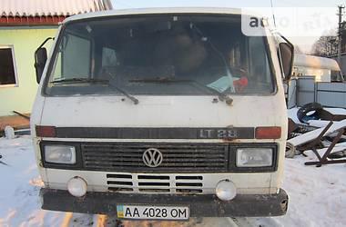 Volkswagen LT пасс. 1991