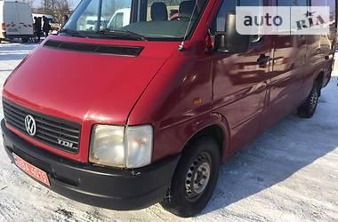 Volkswagen LT пасс. 1999
