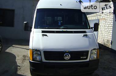 Volkswagen LT пасс. 2000 в Запорожье