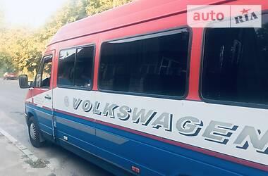 Volkswagen LT пасс. 2001 в Первомайську