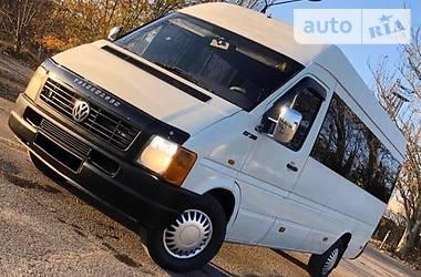 Volkswagen LT пасс. 1999 в Днепре