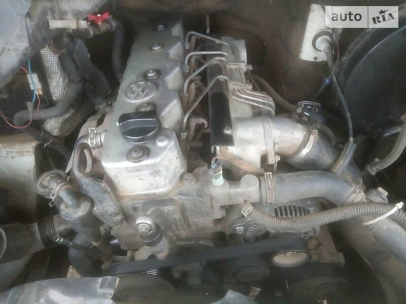 Volkswagen LT пасс. 1999 в Измаиле
