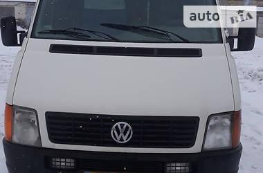 Volkswagen LT пасс. 2001 в Полтаве