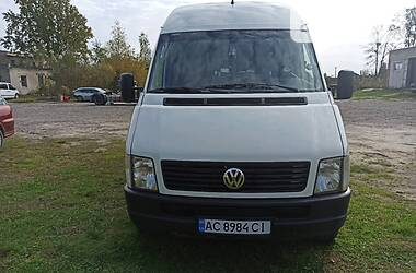 Volkswagen LT пасс. 2005 в Ковеле