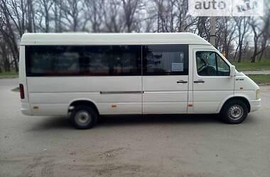 Микроавтобус (от 10 до 22 пас.) Volkswagen LT пасс. 2002 в Черкассах