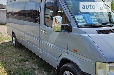 Микроавтобус (от 10 до 22 пас.) Volkswagen LT пасс. 2003 в Каменец-Подольском