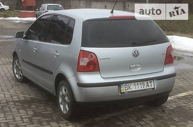 Volkswagen Lupo 1.4 A C 2002