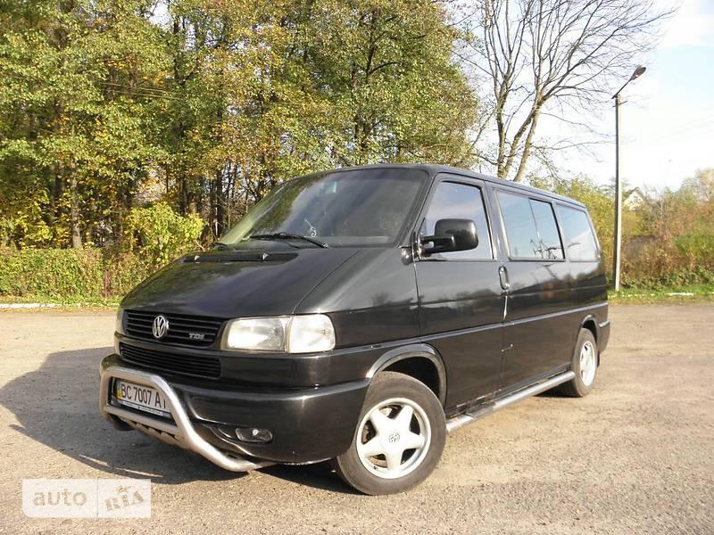 Volkswagen Multivan 2001 в Львове