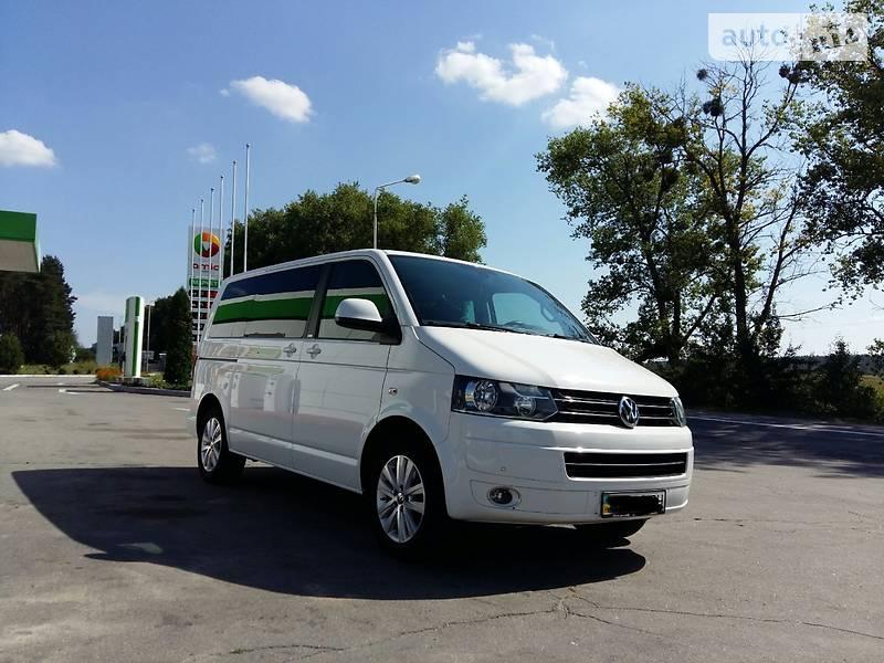 Volkswagen Multivan LIFE
