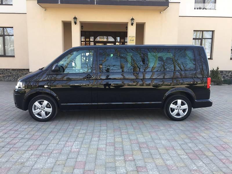 Volkswagen Multivan 2012 в Трускавце