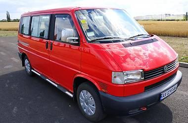 Volkswagen Multivan 1999 в Харькове