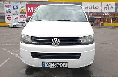 Мінівен Volkswagen Multivan 2012 в Житомирі