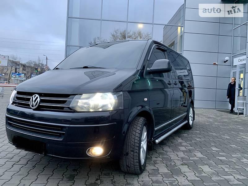 Volkswagen Multivan 2011 в Николаеве