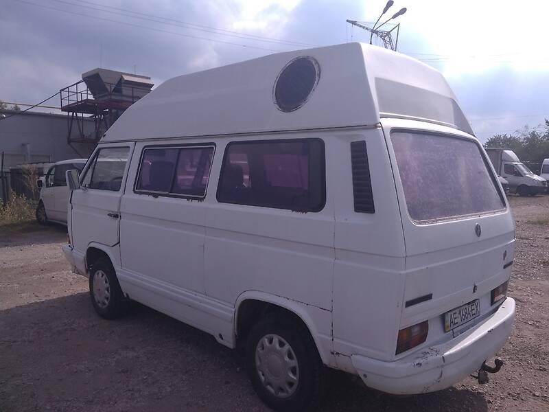 Volkswagen Multivan 1989 в Кривом Роге