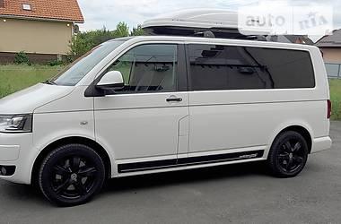 Мінівен Volkswagen Multivan 2012 в Києві