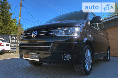 Универсал Volkswagen Multivan 2010 в Луцке