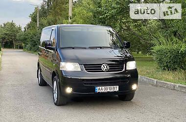 Минивэн Volkswagen Multivan 2007 в Ровно