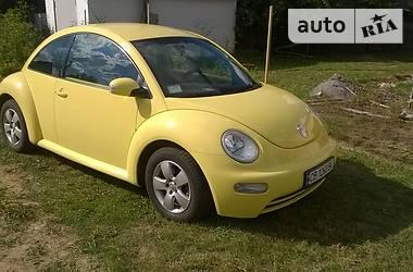 Volkswagen New Beetle 2005 в Чернігові