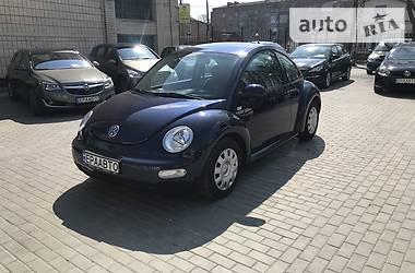 Купе Volkswagen New Beetle 2002 в Знаменке