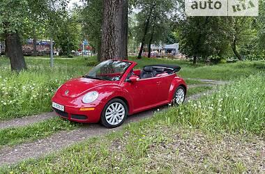 Кабриолет Volkswagen New Beetle 2010 в Киеве