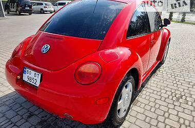 Купе Volkswagen New Beetle 1998 в Бучаче