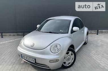 Купе Volkswagen New Beetle 1999 в Виннице