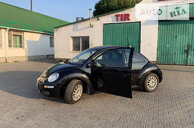 Седан Volkswagen New Beetle 2009 в Луцьку