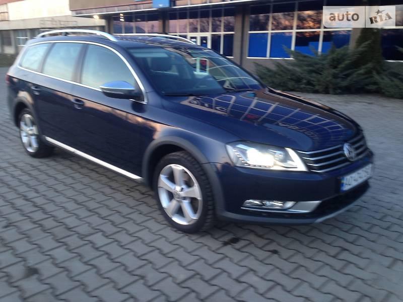 Volkswagen Passat Alltrack 2012 в Ужгороде