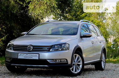 Volkswagen Passat Alltrack 2013 в Трускавці