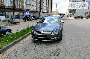 Volkswagen Passat Alltrack 2013 в Львове