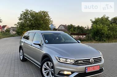 Универсал Volkswagen Passat Alltrack 2017 в Луцке
