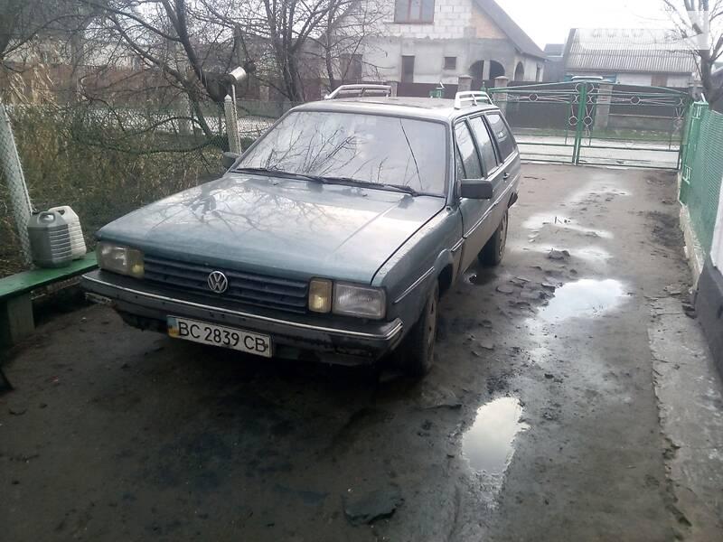 Volkswagen Passat B2 1983 в Костополе
