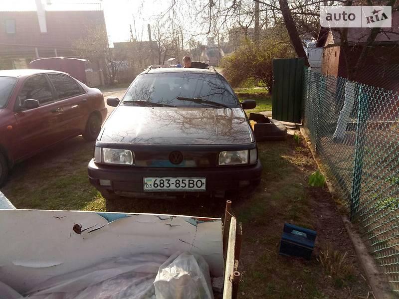 Volkswagen Passat B3 1992 в Луцке