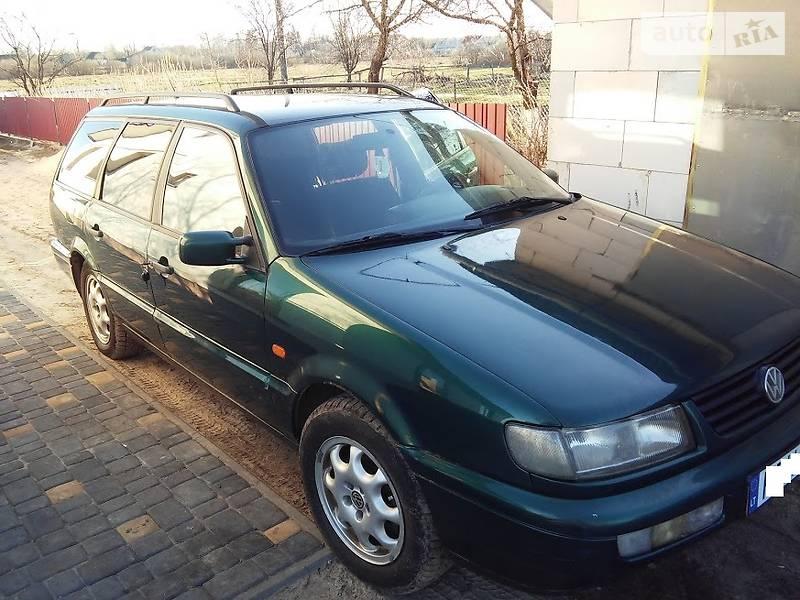Volkswagen Passat B4 1996 в Львові